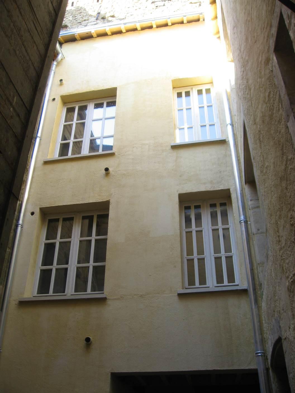 Réhabilitation d'un immeuble à Sedan.