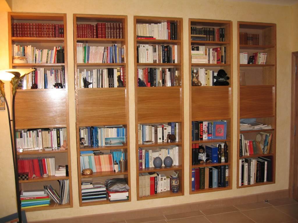 Création d'une bibliothèque avec intégration d'une contrainte (passage canalisation).